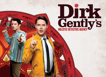 Save Dirk Gently